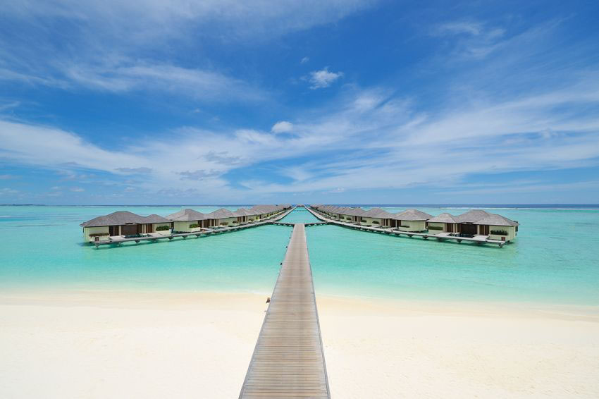 Paradise Island Resort Maldives (2人)