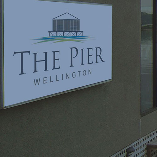 The Pier--Wellington-New Zealand