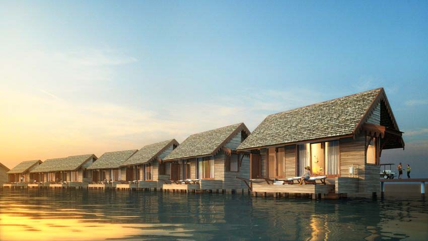 Saii Lagoon Maldives, Curio Collection By Hilton 希尔顿(2人)-7