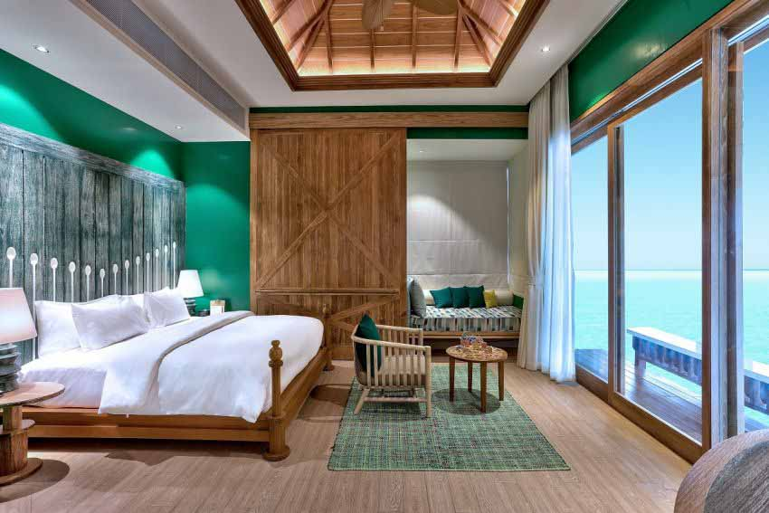 Saii Lagoon Maldives, Curio Collection By Hilton 希尔顿(2人)-2