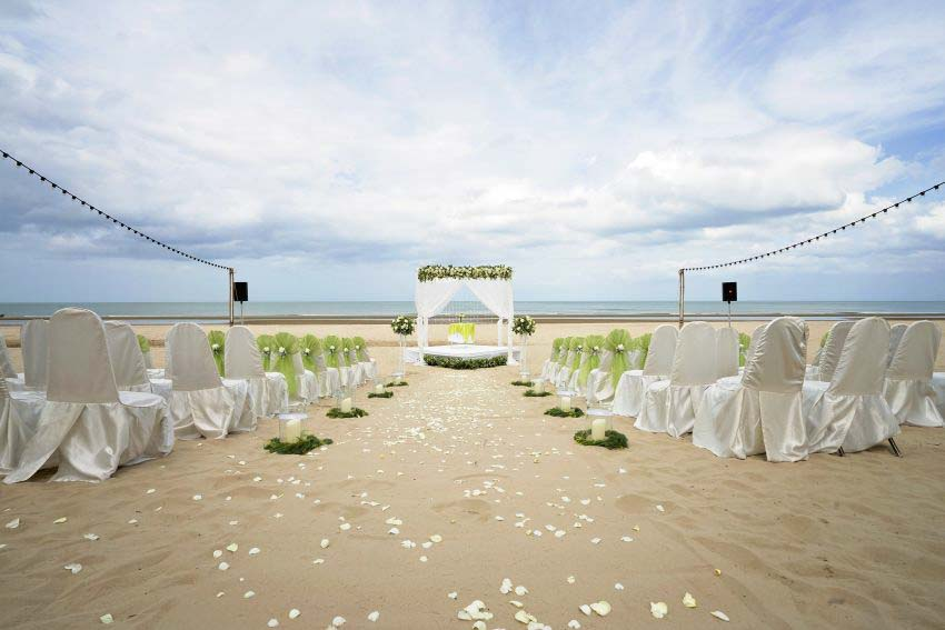 Putahrasca Hua Hin Wedding Package (40 pax)