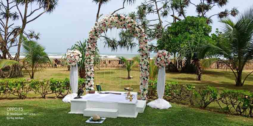 Royal Palms Beach Hotel Wedding Package (2 pax)