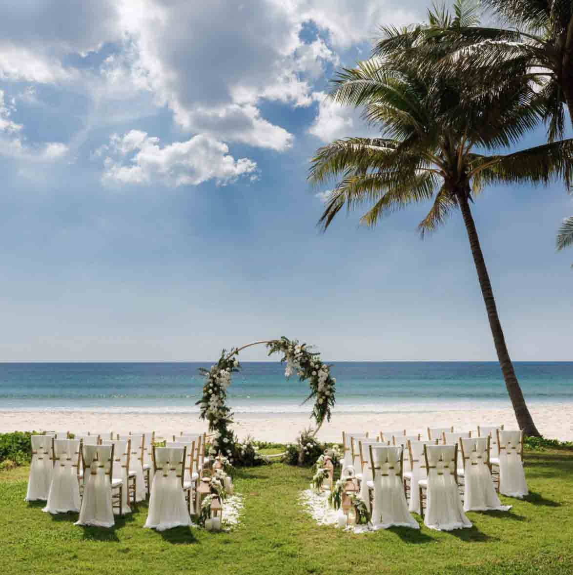 The Surin Phuket Wedding Ceremony (30 pax)