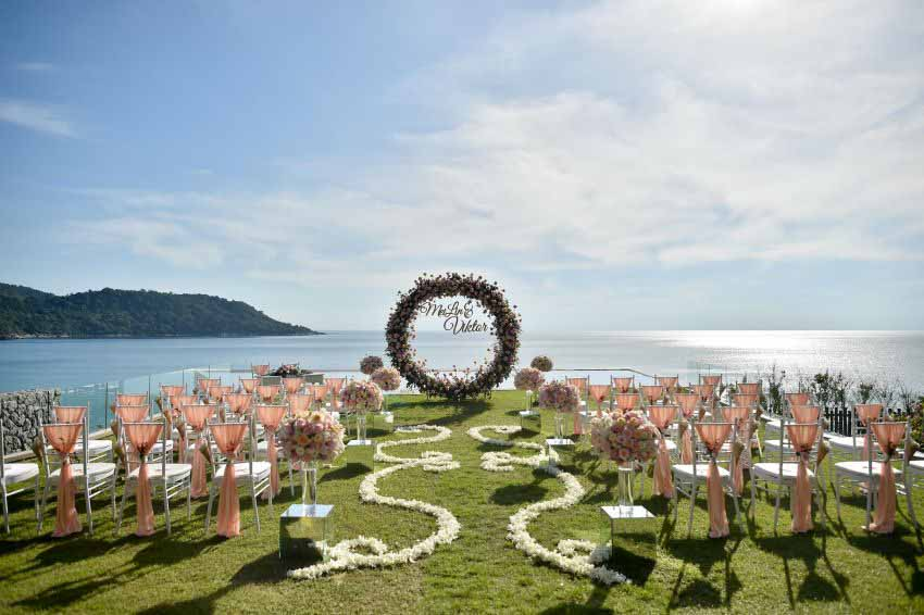 Impiana Private Villas Kata Noi, Phuket Wedding Package (6 pax)