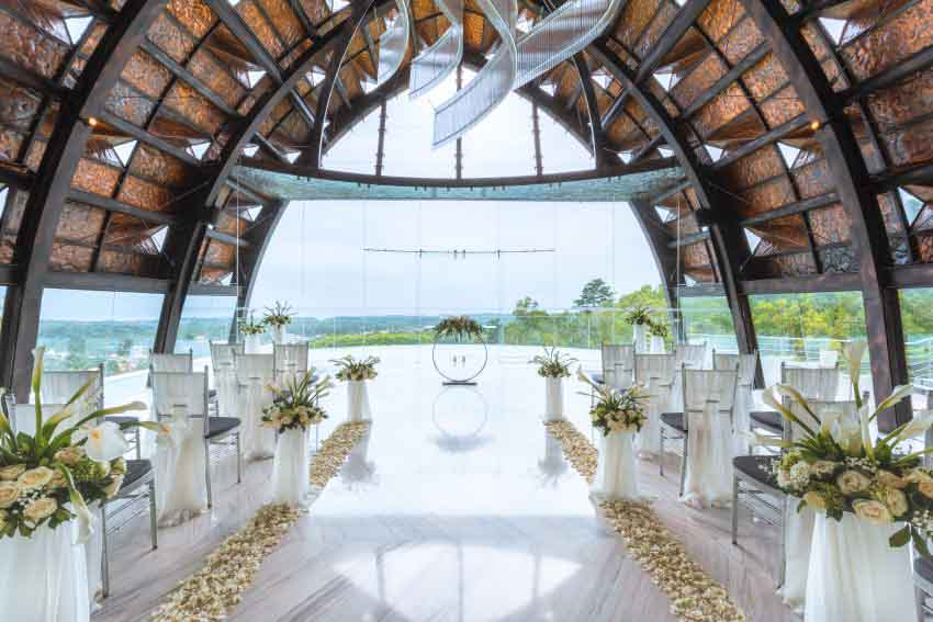 Renaissance Bali Uluwatu Resort & Spa Wedding Package (20 pax)