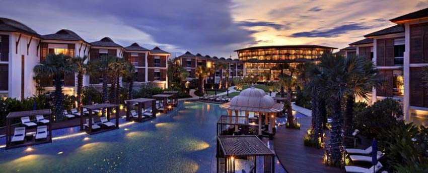 Intercontinental Hua Hin Resort  (40 pax)-3