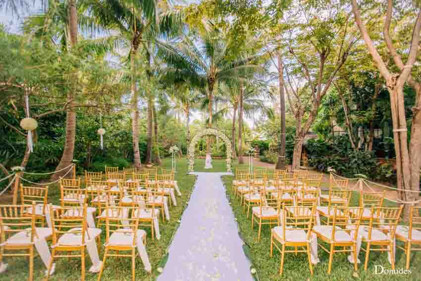 Melati Resort Wedding Package (20 pax)-1