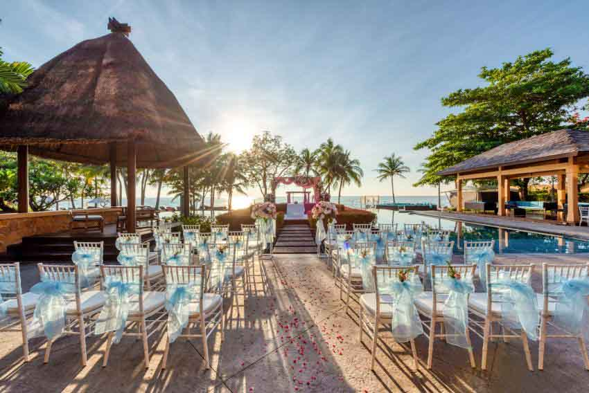 Mövenpick Asara Resort & Spa Hua Hin Wedding Package (30 pax)