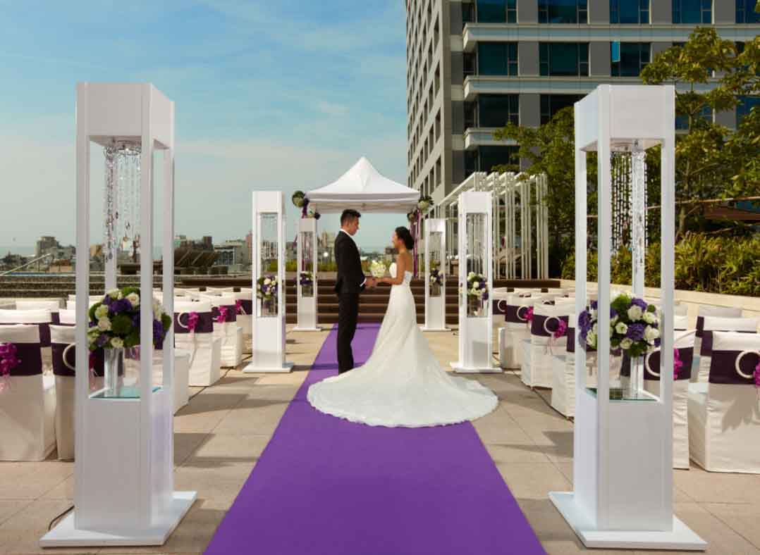 Regent Taipei All-Inclusive Wedding Package (Venue & F&B Costs Not Included - Dependent on Guest Count)