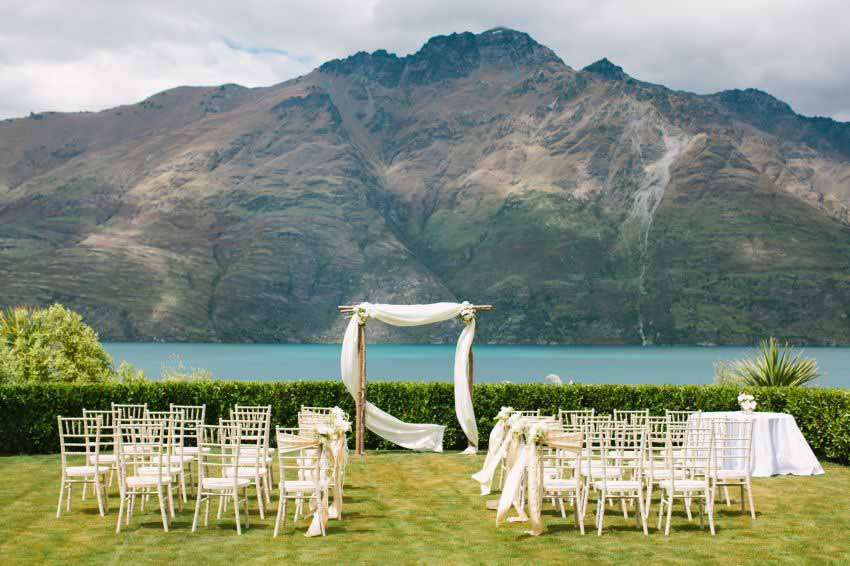 Matakauri Lodge Wedding Package (20 pax)
