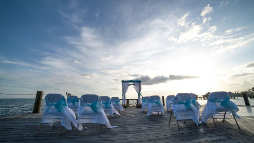 Coconuts Beach Club Resort & Spa Wedding Package