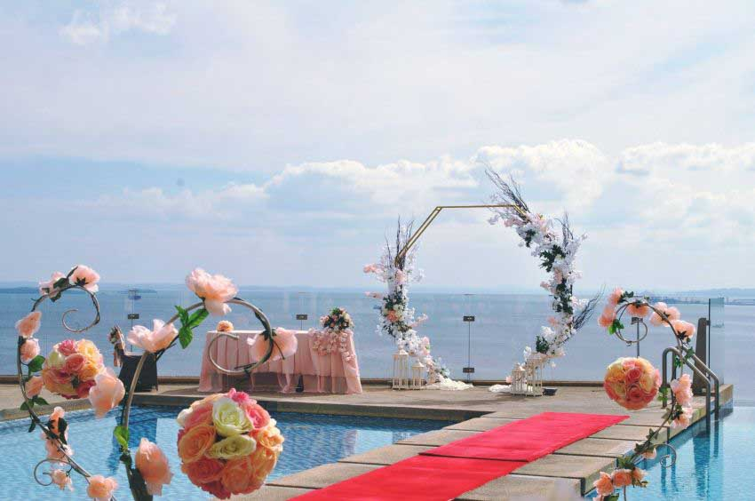 Four Points By Sheraton Sandakan Wedding Package