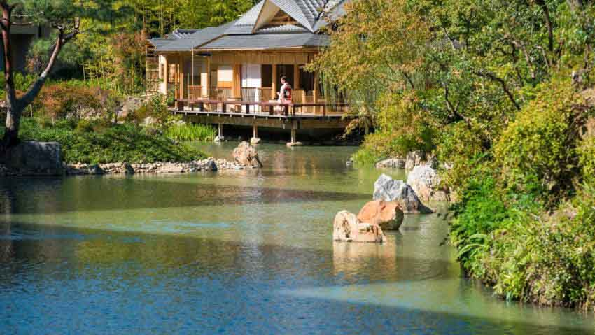 Four Seasons Hotel Kyoto Wedding Package ( 50 pax)