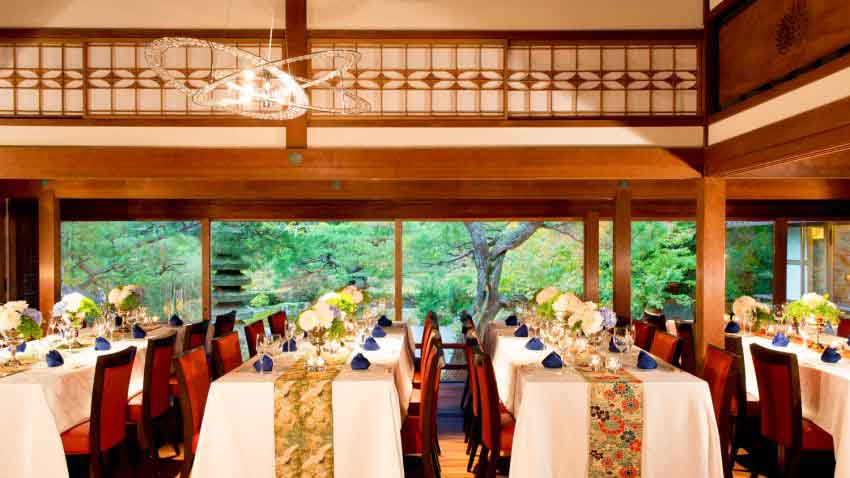 Suiran, A Luxury Collection Hotel, Kyoto Wedding Package