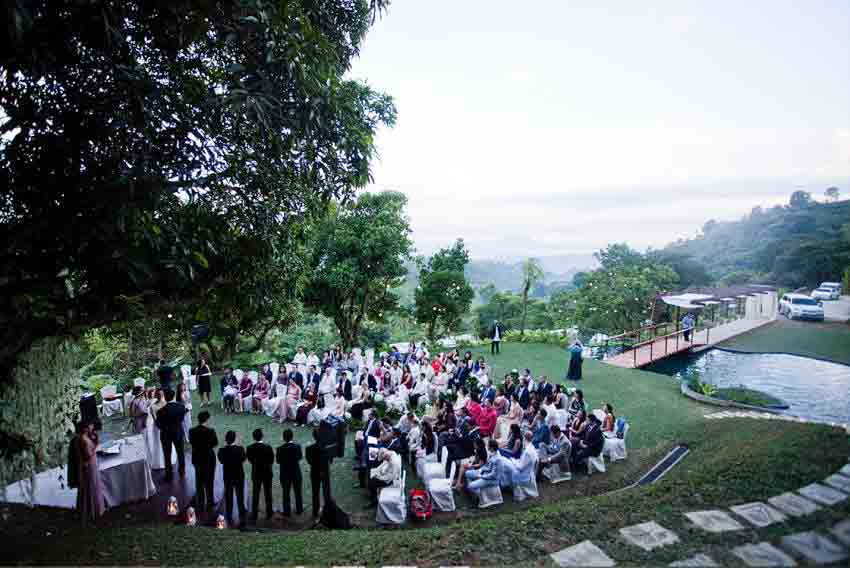 Narra Hill Wedding Package (200 pax)