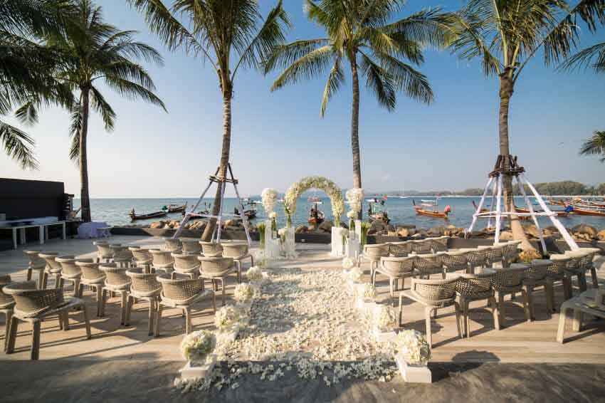 Twinpalms Phuket Wedding Package (30 pax)
