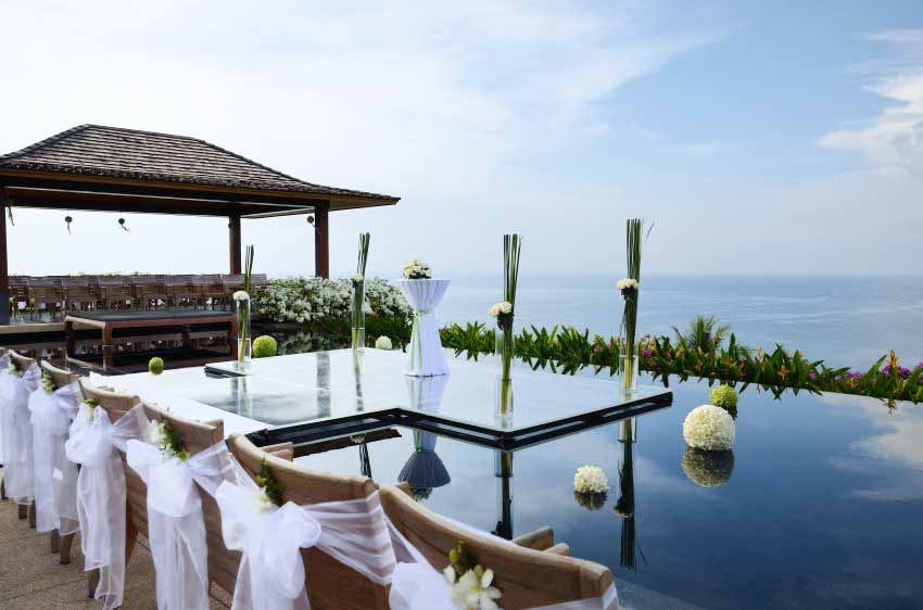 Andara Resort & Villas Wedding Package ( pax)