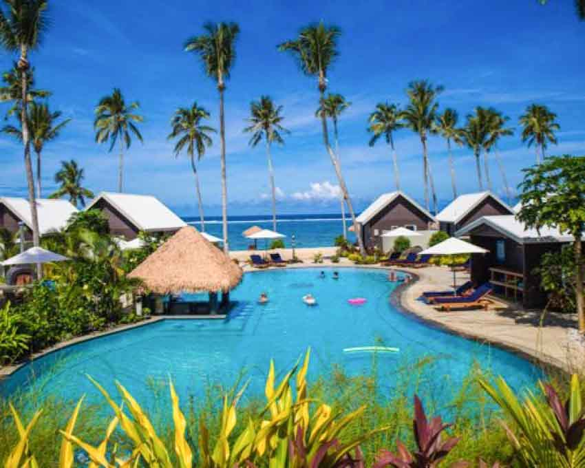Saletoga Sands Resort & Spa Wedding Package