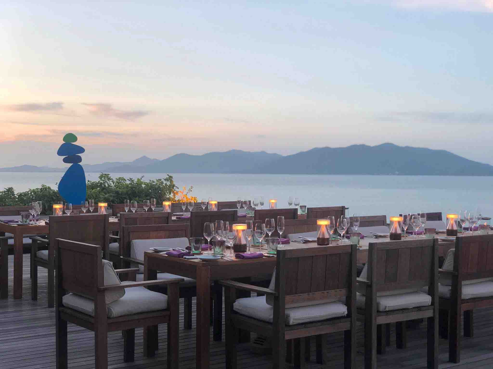 Six Senses Samui  婚礼套餐(20 人)