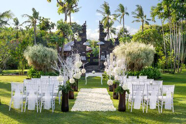 The Laguna Bali Temple Garden  (60 pax)