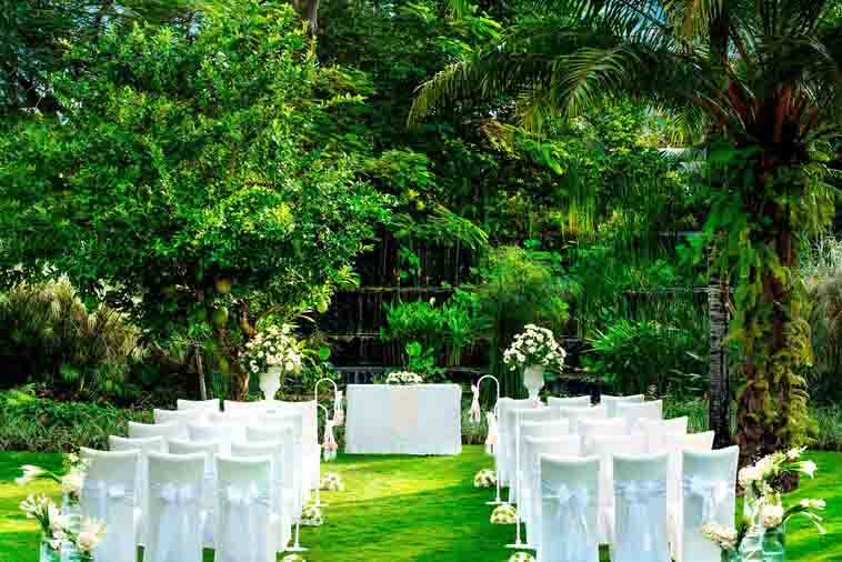 The Laguna, Bali Secret Garden  (100 pax)