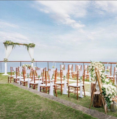 The edge Sea Wedding (50 pax)