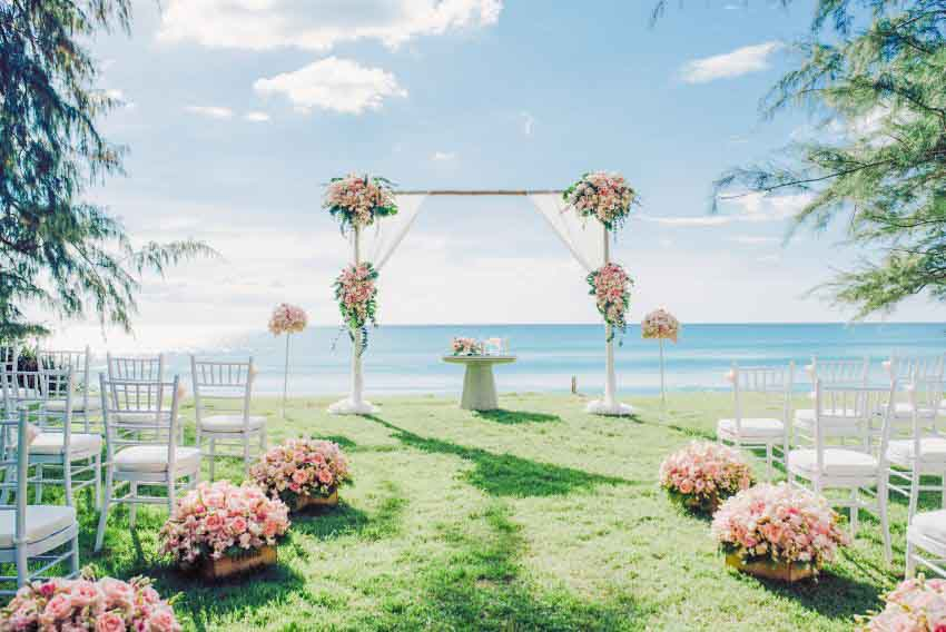 Renaissance Phuket Resort & Spa Wedding Package (30 pax)