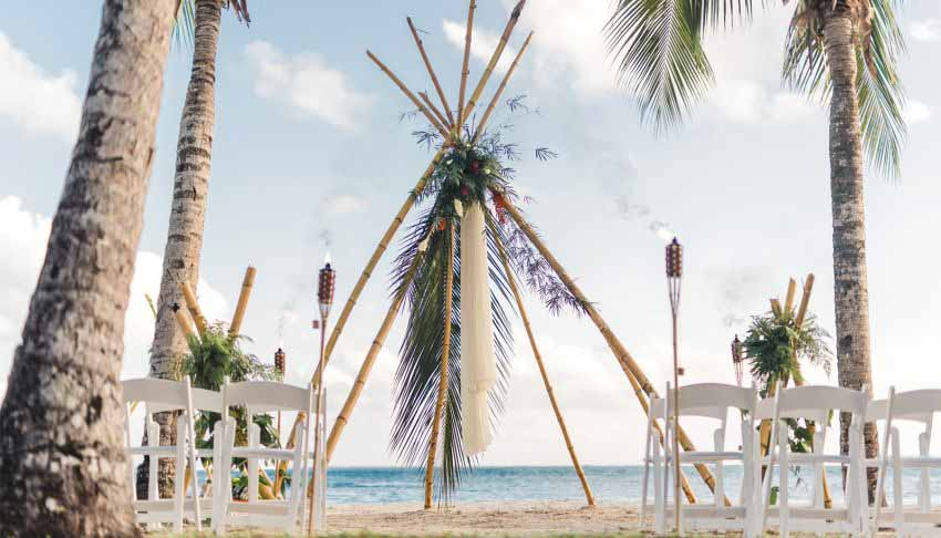 Sinalei Reef Resort & Spa Wedding Package (15 pax)