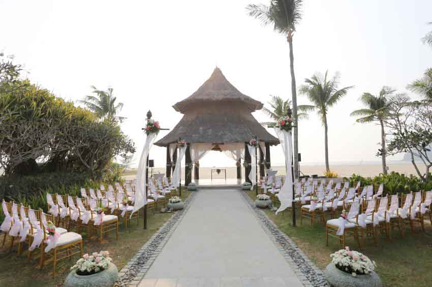 Shangri-la's Rasa Ria Resort & Spa(30人)