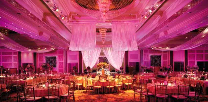 Makati Shangri-la Wedding Package (150 pax)