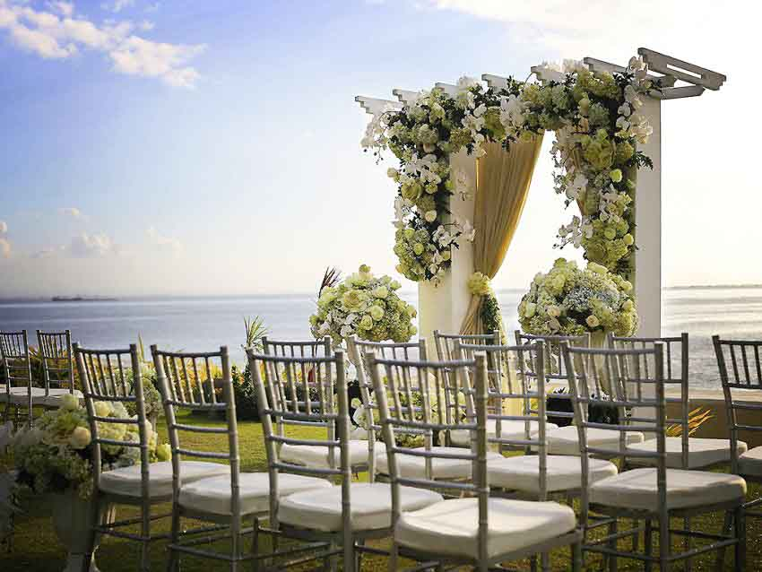 Sofitel Philippine Manila Wedding Package (50 pax)