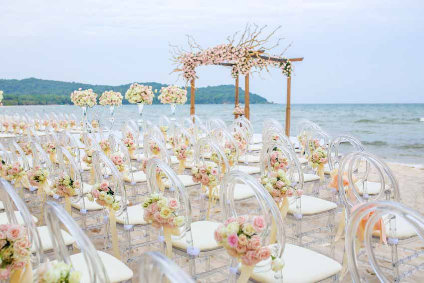 Jw Marriott Phu Quoc Emerald Bay Resort & Spa Turquaise Romance Wedding Package (50 pax)