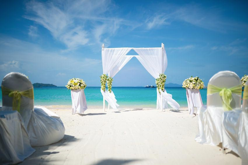 Zeavola Resort Wedding Package (20 pax)