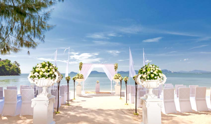 The Westin Siray Bay Resort & Spa Wedding Package (30 pax)