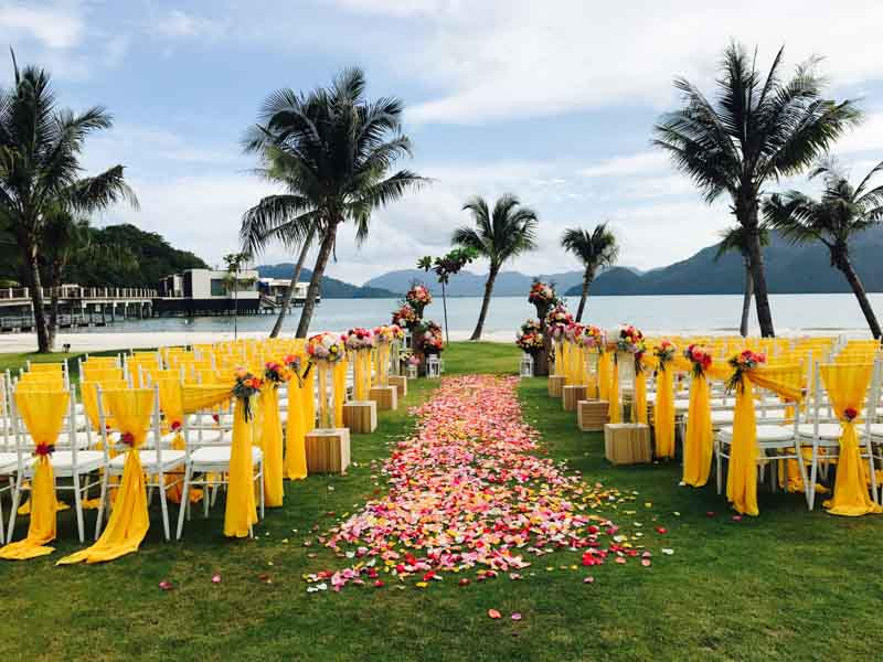 The St. Regis Langkawi Tie the Knot in Natural Splendor  (50 pax)-7