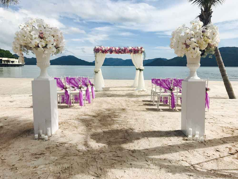 The St. Regis Langkawi Tie the Knot in Natural Splendor  (50 pax)-4
