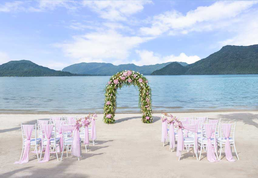 The St. Regis Langkawi Tie the Knot in Natural Splendor Wedding Package (50 pax)