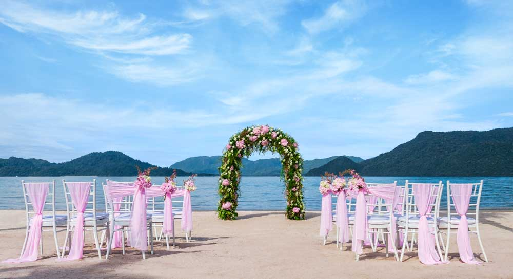 The St. Regis Langkawi  全包婚礼(30人)