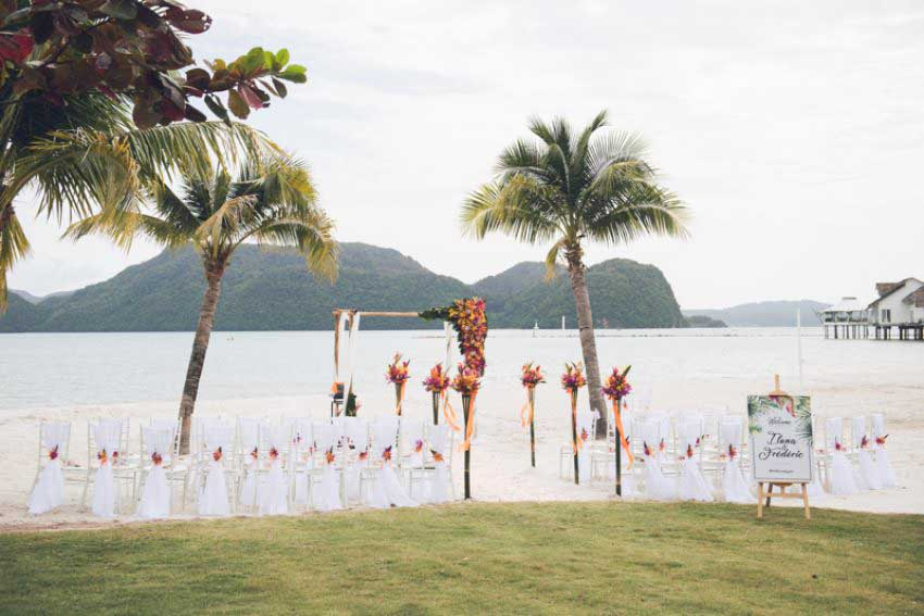 The St. Regis Langkawi Tie the Knot in Natural Splendor  (50 pax)-3