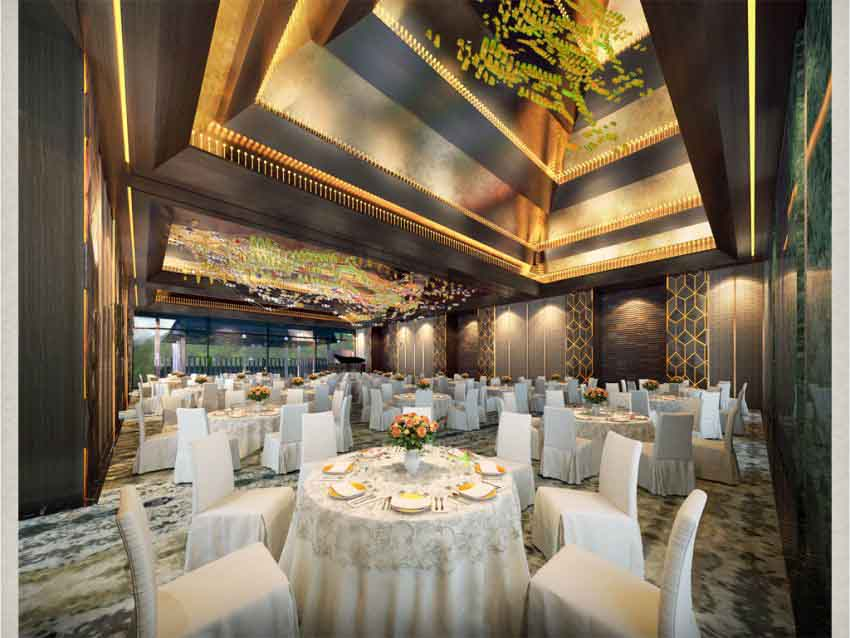 The Ritz-carlton, Langkawi  (20 pax)