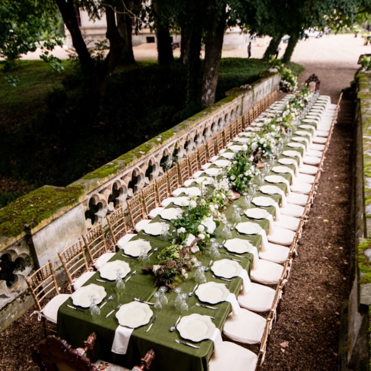 """Just Two"" European Church Wedding Package With One Night Stay at Chateau Challain -6"