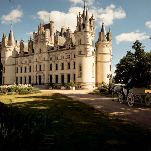 """Just Two"" Chateau Bridge Wedding Package With One Night Stay at Chateau Challain"