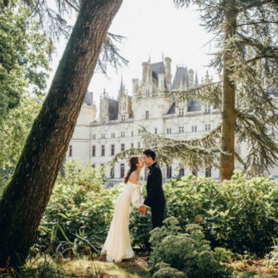 """Just Two"" Chateau Bridge Wedding Package With Two Night Stay at Chateau Challain"