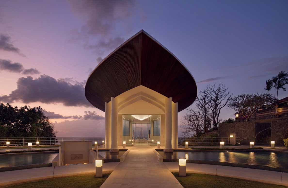 All-Inclusive Wiwaha Villa Poolside Wedding at Hilton Bali Resort (30 pax) -3
