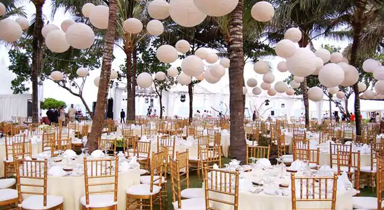 All-Inclusive Wiwaha Villa Poolside Wedding at Hilton Bali Resort (30 pax) -6