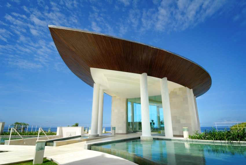 All-Inclusive Wiwaha Villa Poolside Wedding at Hilton Bali Resort (30 pax) -22