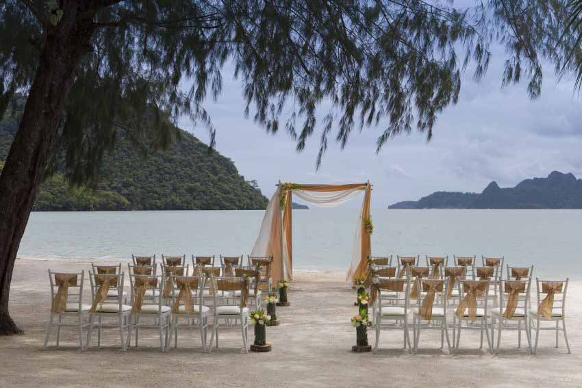 The Westin Langkawi Resort & Spa  (30 pax)