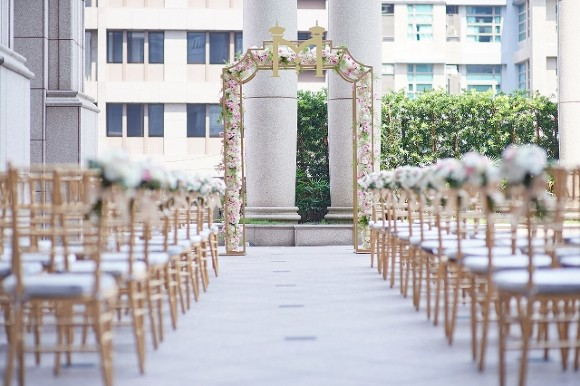 Grand Mayfull Hotel Taipei All-Inclusive Wedding Package (Venue & F&B Costs Not Included - Dependent on Guest Count)