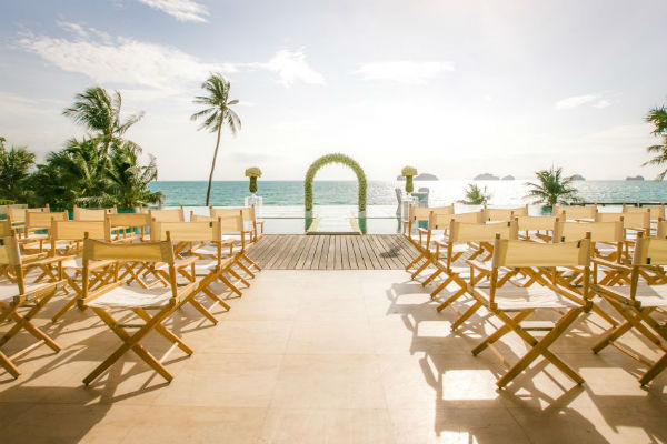 Conrad Koh Samui Wedding Package (20 pax)-8