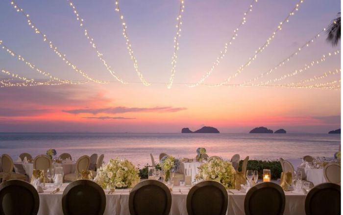 Conrad Koh Samui Wedding Package (20 pax)-6